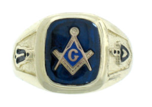 Masonic Rings Archives - Brocks Jewelers