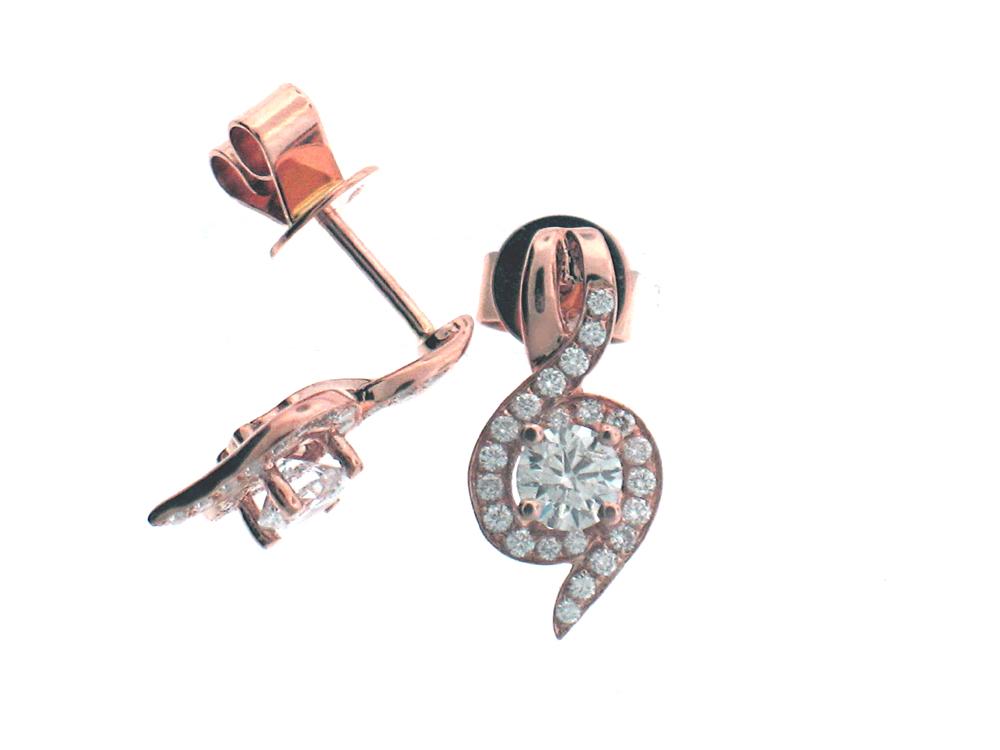 rosegold&diamonders