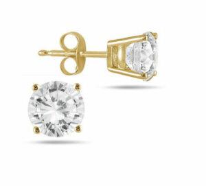 yellow-gold-diamond-stud-ea