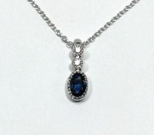 Sapphire-and-Diamond