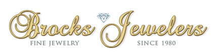 brocks jewelers logo